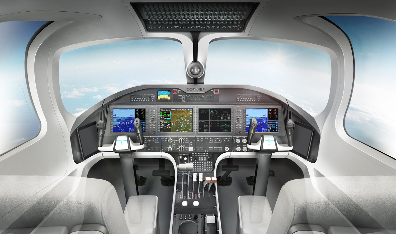 Cockpit Seastar